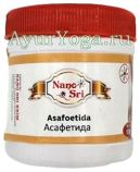 Асафетида порошок (Nano Sri Asafoetida powder)