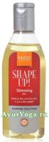 Антицеллюлитное масло (VLCC Shape Up Slimming Oil)